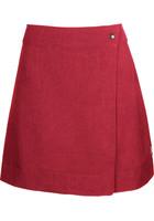 Røde nederdele