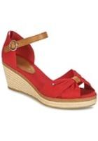 Røde sandaler