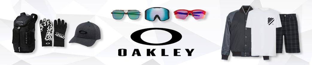 Oakley tøj, accessories og skiudstyr