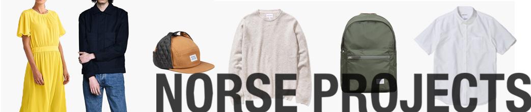Norse Projects tøj og accessories til mænd og kvinder