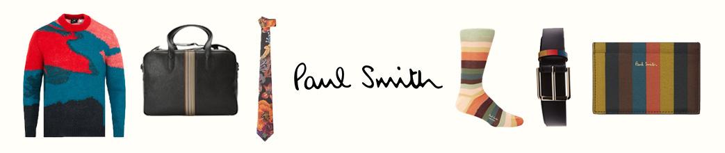 Paul Smith tøj og accessories