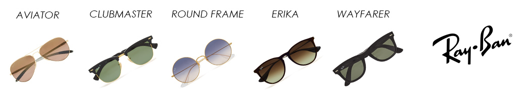 Ray-Ban solbriller til mænd og kvinder