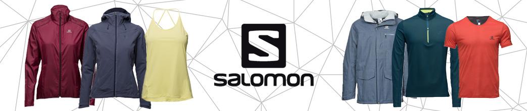 Salomon tøj til mænd og kvinder