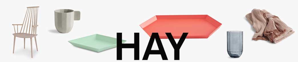 Produkter til hjemmet fra HAY