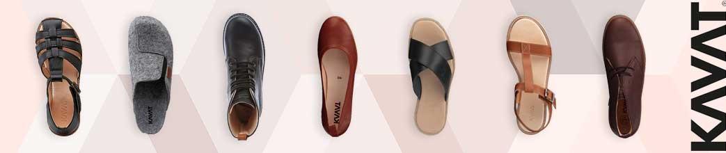 Kavat sko til mænd og kvinder