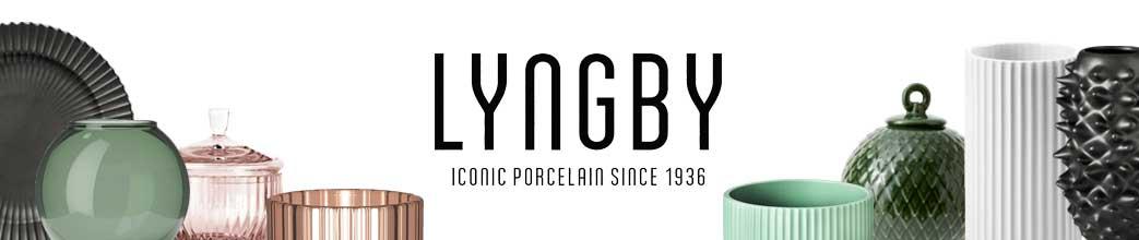 Lyngby porcelæn og glas