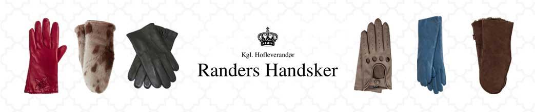 Randers Handsker items i forskellige farver og materialer