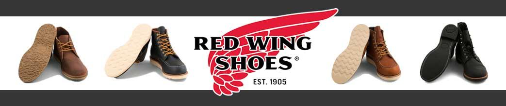 Red Wing støvler til mænd og kvinder