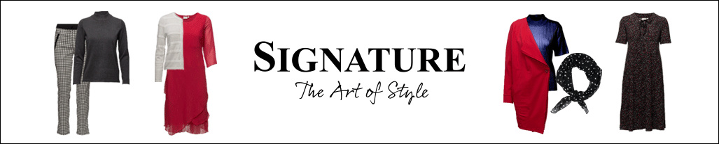 Dametøj fra Signature