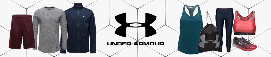 Under Armour træningstøj til mænd og kvinder