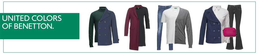 United Colors of Benetton tøj til mænd og kvinder