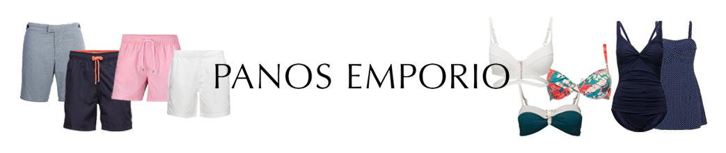 Panos Emporio badetøj til mænd og kvinder