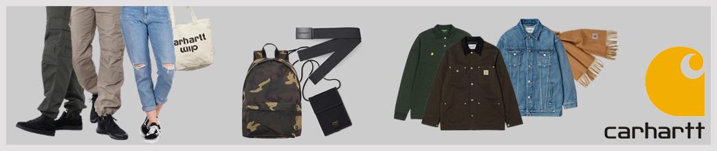 Carhartt tøj og accessories til mænd og kvinder