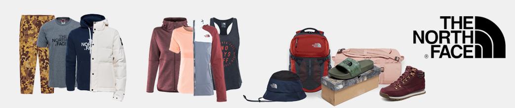 The North Face rygsæk, sko, sandaler og tøj til herre og dame