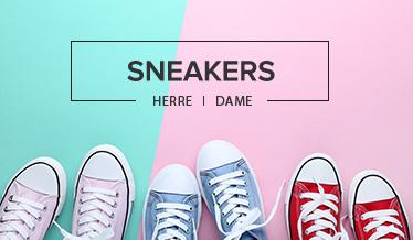 Sneakers - Herre og Dame
