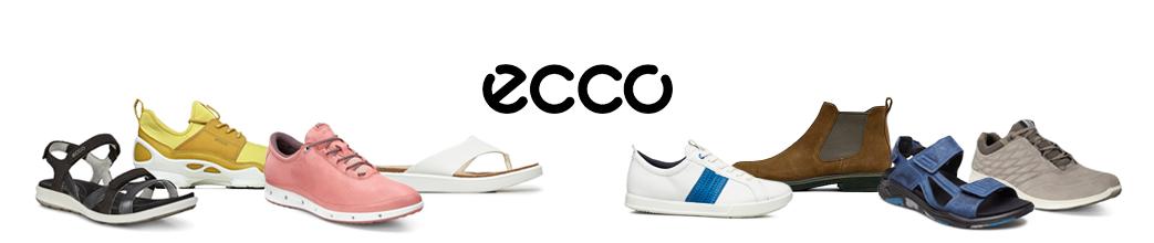 Ecco sko og sandaler til herre og dame.