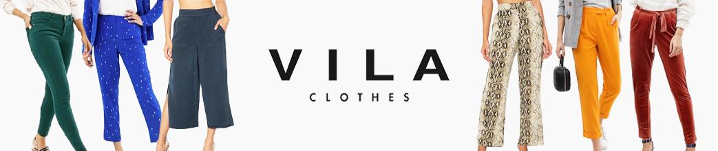 Fede Vila bukser i grøn, blå, leopard og orange. Smalle og vidde ben.