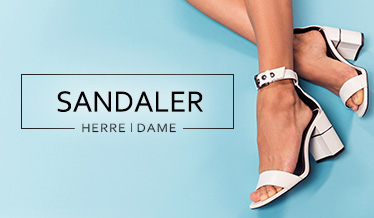 Sandaler til mænd og kvinder