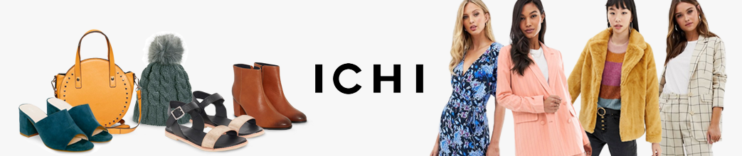 Fede styles fra Ichi. Sko, tøj og accessories.
