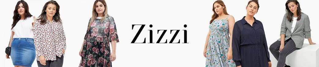 Flotte styles fra Zizzi. Tøj til kvinder, bl.a. jakke, bluse, shorts, mm.