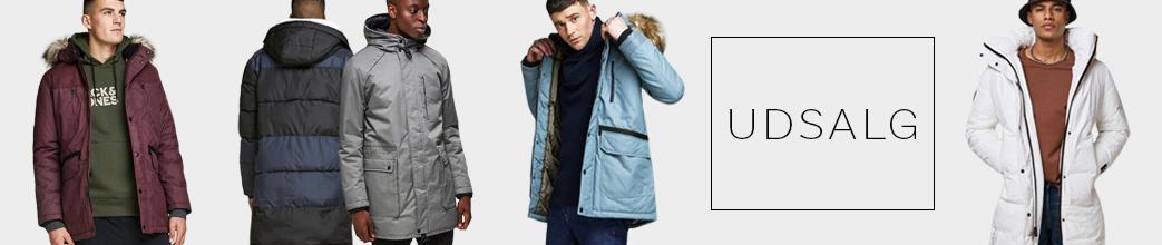 Cool og varme vinterjakker til mænd