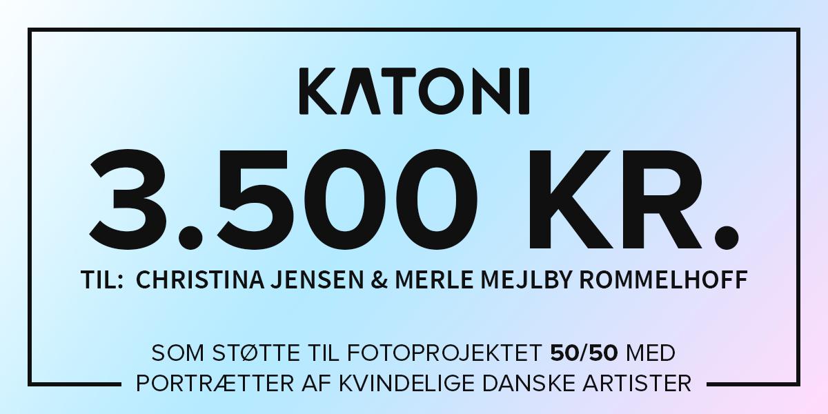 Receiver of the Katoni scholarship 2021