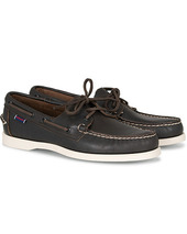 Sebago Docksides Boat Shoe Dark Brown
