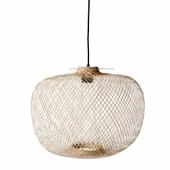 Bloomingville Lampe Bambus Natur
