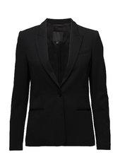 Roseau Blazer Jakke Sort Inwear