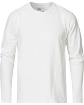 Colorful Standard Classic Organic Long Sleeve T-shirt Optical White