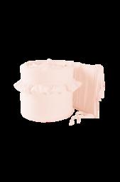 Billy Mini Sengerand - økologisk Rosa