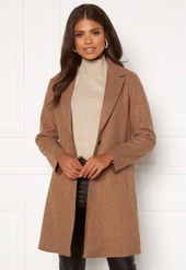 Only Carrie Bonded Coat Woodsmoke L