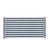 Hay Stripes And Stripes Dørmåtte - Lavender Field