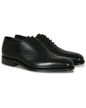 Loake 1880 Buckingham Brogue Black Calf