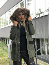 Michelle Vinterjakke