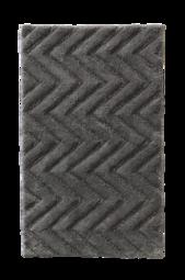 Arild Badeværelsesmåtte 80x120 Cm Grå
