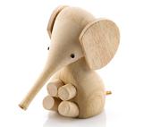 Lucie Kaas Baby Elefant Gummitræ