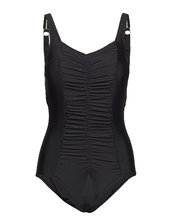Swimsuit Valentina Badedragt Badetøj Sort Wiki