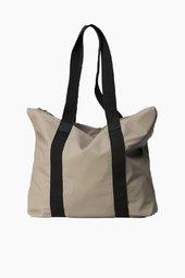 Tote Bag Rush - Taupe - Rains - Sand One Size