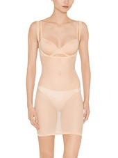 Wolford Korsetkjole 'tulle Forming Dress'  Nude