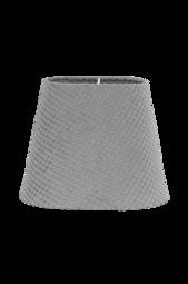 Lampeskærm Mia Ternet Velour 17 Cm