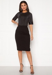 Selected Femme Shelly Mw Pencil Skirt Black Xs