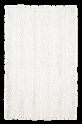 Nea Badeværelsesmåtte 80x150 Cm Hvid