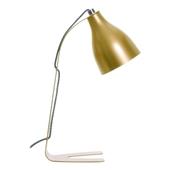 Barefoot Messing Lampe