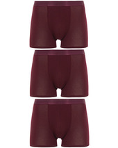 Cdlp 3-pack Boxer Brief Burgundy