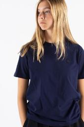 Mia T-shirt - Navy - Wood Wood - Navy Xs
