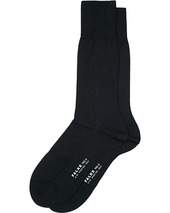 Falke No. 6 Finest Merino & Silk Socks Black