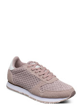 Ydun Suede Mesh Ii Low-top Sneakers Woden