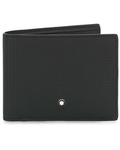 Montblanc Extreme 2.0 Wallet 6cc Carbon Leather Black