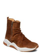 Sport 4865 High-top Sneakers Brun Billi Bi